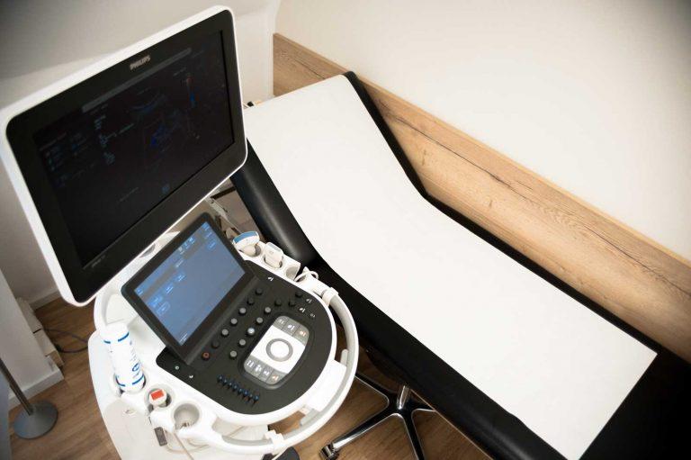 Hausarzt Halle Westfalen - Ultraschalluntersuchungen