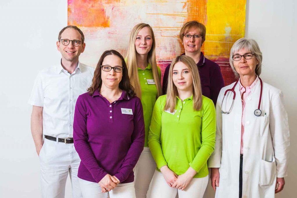 Hausarzt Halle Westfalen - Team Dr Friedrich halle