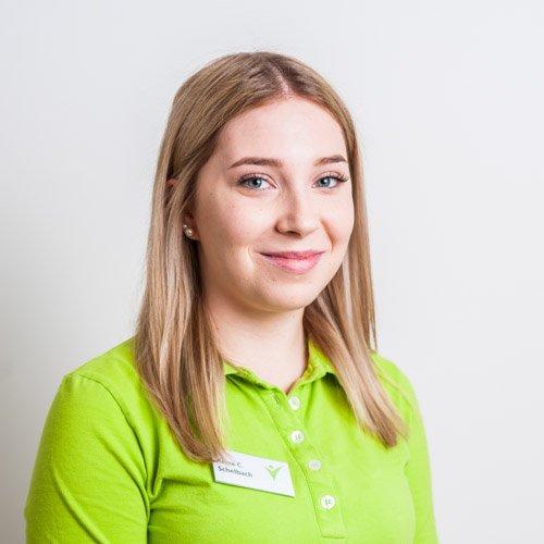 Hausarzt Halle Westfalen - Team - Anna Schelbach - Auszubildende zur MFA