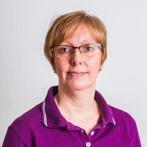 Hausarzt Halle Westfalen - Team - Annette Lünstroth - Kinderkrankenschwester
